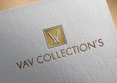 Vav Collections Logo Tasarımı